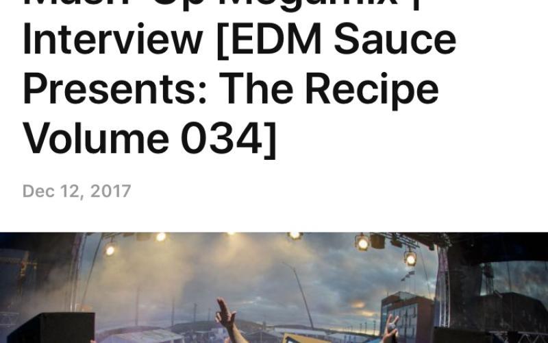 fd29165c045d DJs From Mars x EDM Sauce