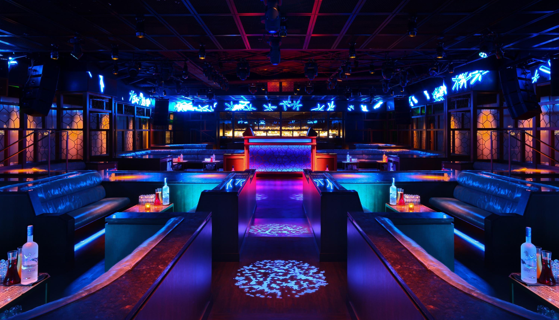 Ling Ling Club At Hakkasan Skam